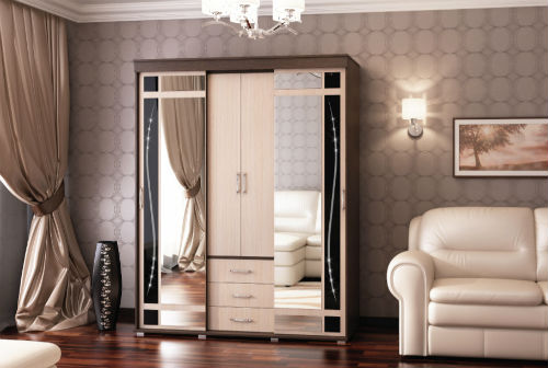 Модуль №6 (Спальня Вега)