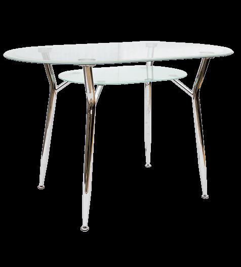 Стол GT-299 (120*70) овальный