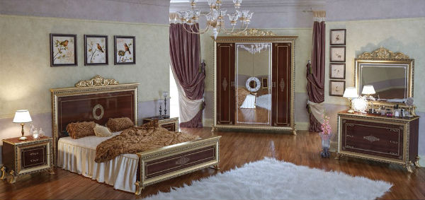 Спальня «Версаль»