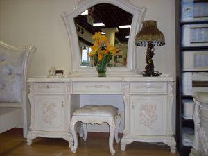 Туалетный стол с зеркалом «Анетта» 1320