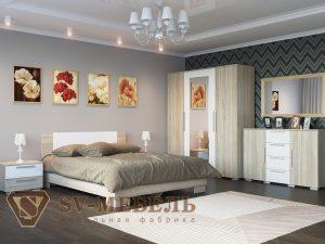 Набор мебели для спальни «Лагуна 2»