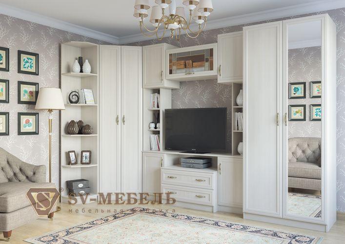 Модульная система для гостиной  «Вега»
