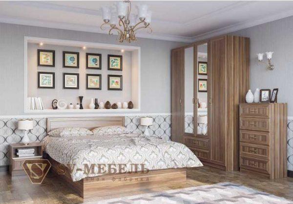 Модульная система для спальни «Вега»