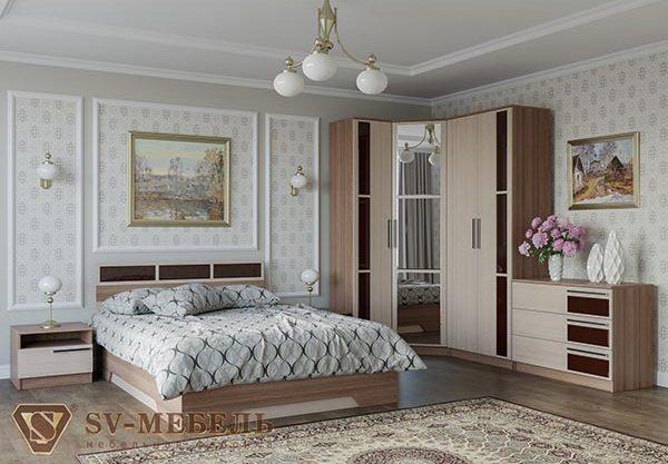 Набор мебели для спальни «Эдем 2»