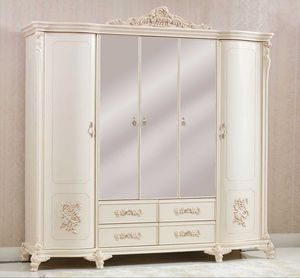 Шкаф 5-ти дверный «Анетта» 1320
