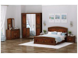 Верона спальня (орех)