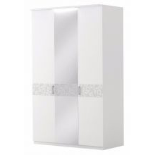 Шкаф 3дв. 06.102 Белла белый