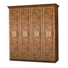 шкаф 4-х дверный без зеркал