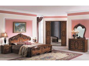 Флоренция спальня (орех)
