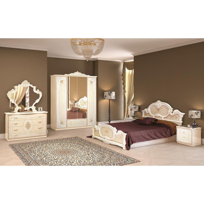 Памела спальня (бежевая)
