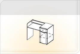 Стол туалетный СТ