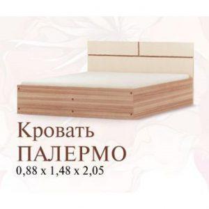 Кровать «Палермо» (1,4)