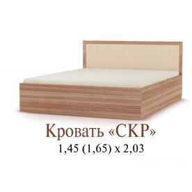 Кровать «СКР» (1,4)