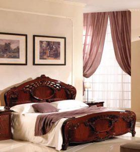 Кровать спальное место 1600*2000 без ортопедического основания