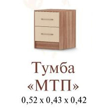 Тумба «МТП» (комплект 2 штуки)