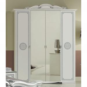 шкаф 4-дверный Г44