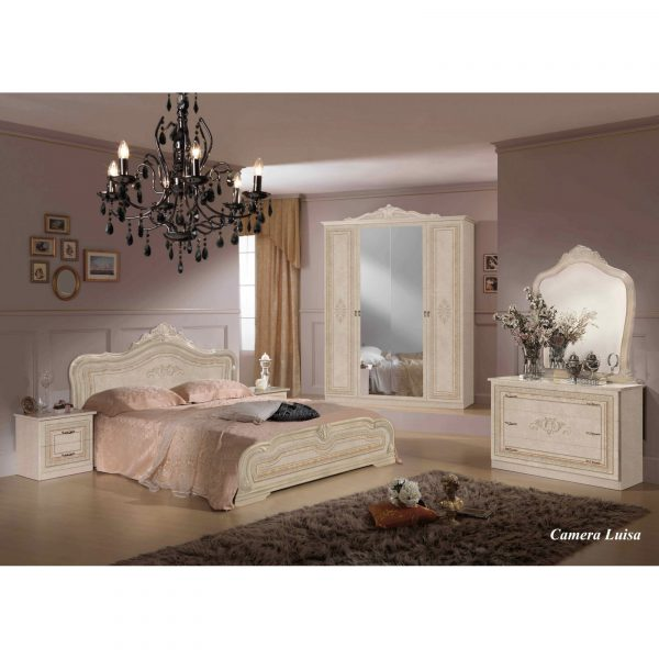 """Спальня """"Луиза"""" беж"""