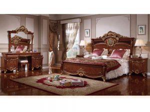 """Спальня """"977"""" орех 5 дв"""