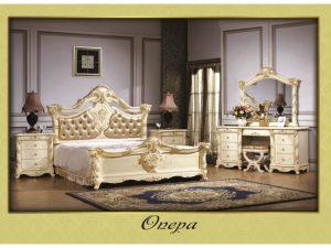 """Спальня """"Опера"""" (беж)  5 дв"""