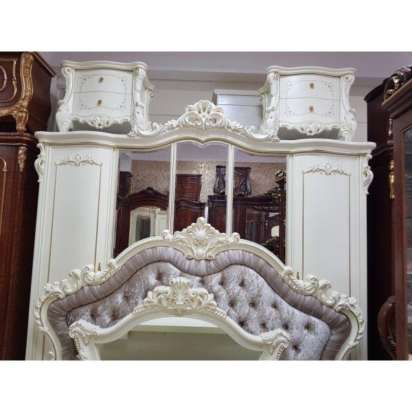 """Спальня """"Руссано"""" (беж) 5 дв"""