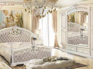 "Спальня ""Марелла"" крем"
