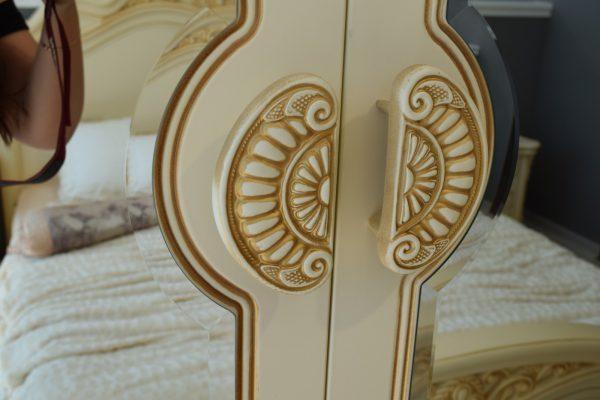 """Спальня """"Марокко"""" 4-х ств. шкаф крем"""