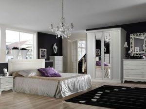 Спальня Амели белая