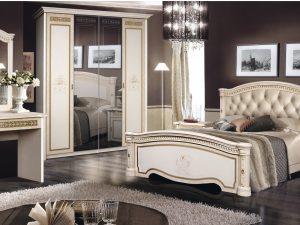 Спальня Карина 3 беж