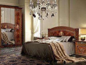 Спальня Карина 3 орех