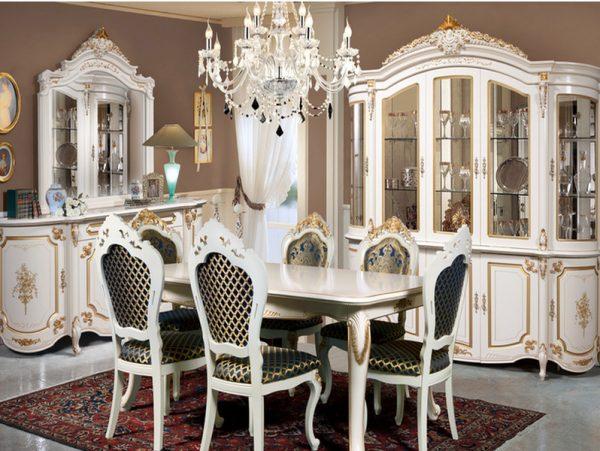 Гостиная - столовая Элиана