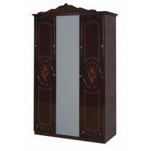 Шкаф 3-х дверный с зеркалами