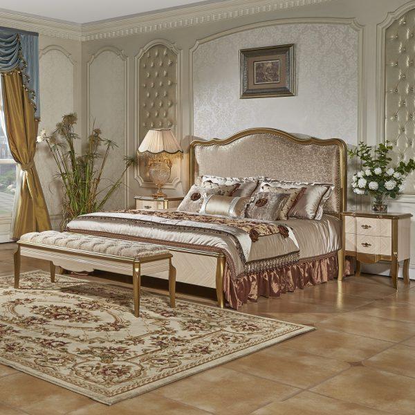Спальня CHLOE GOLD (Хлоя голд)