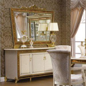 Isabella Комод с зеркалом