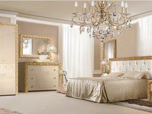 Спальня Тиффани штрих-лак