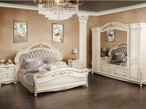 Спальня Кассандра беж
