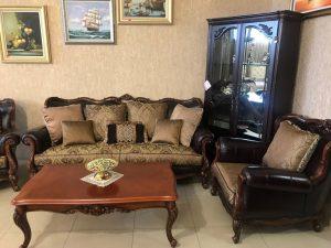 Комплект мягкой мебели Каталония 622