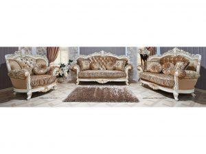 Мягкая мебель Парадиз (Крем)
