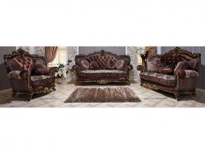 Мягкая мебель Парадиз (Орех)