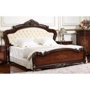 Кровать (160х200) изголовье — экокожа