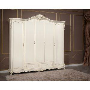 Шкаф 5-дверный без зеркал
