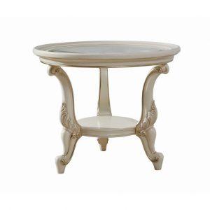 MK-1873-IV. Чайный столик  со стекл.столешницей