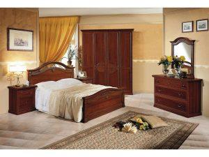 Спальня Палермо орех