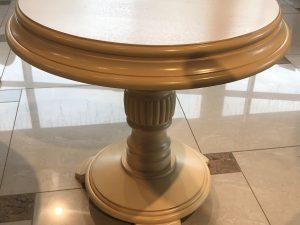 Журнальный столик круглый MARION