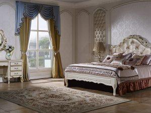Спальня  Виттория (слоновая кость с золотом)