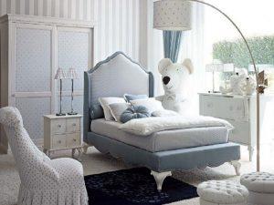 Интерьерная кровать Коди