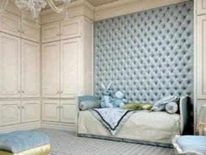 Интерьерная кровать Эдриан