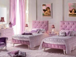 Интерьерная кровать Бертран