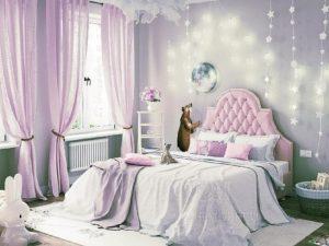 Интерьерная кровать Бритни