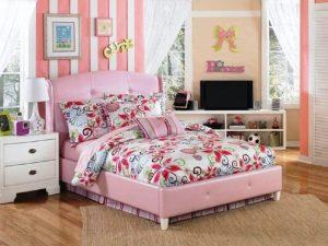 Интерьерная кровать Кайл