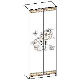 Шкаф для одежды 802*436*2113 мм